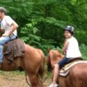 Horseback Riding for the Family, Pigeon Forge Tennessee