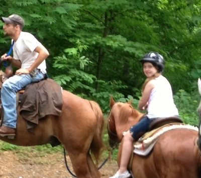 Horseback Riding in Smoky Mountains