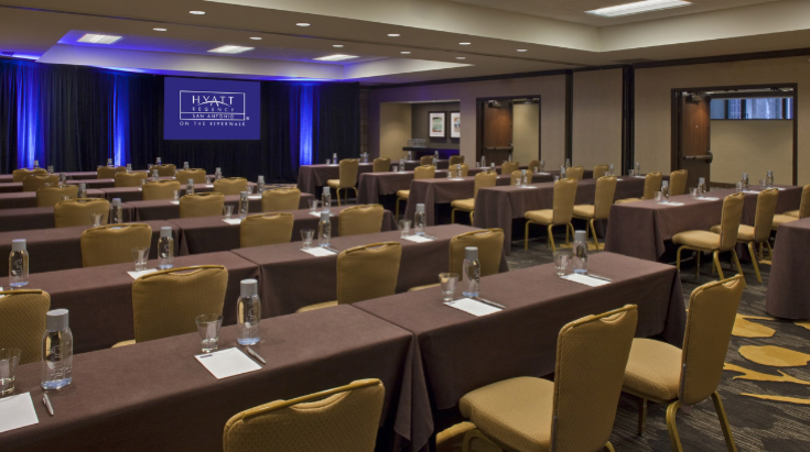 Hyatt Regency Conference Room