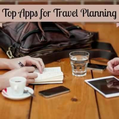 Top Apps for Travel Planning
