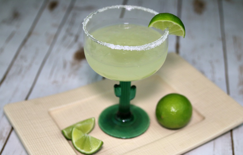 National Margarita Day Recipe
