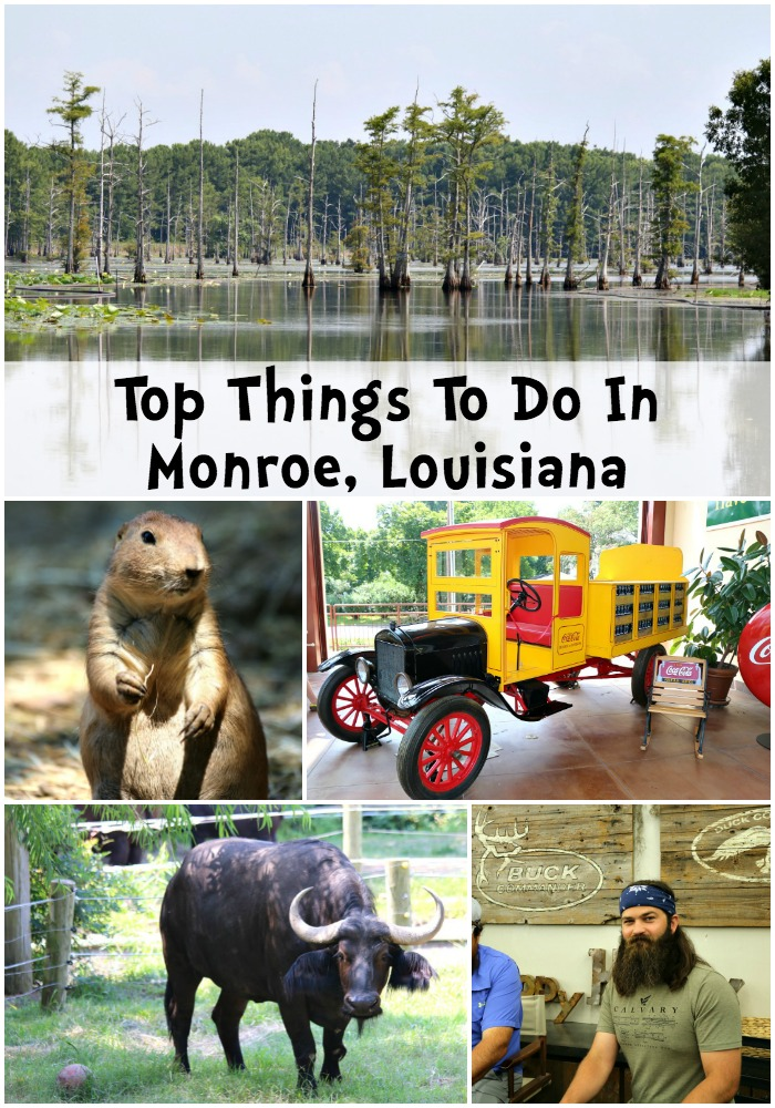 Top Things To Do In Monroe, Louisiana