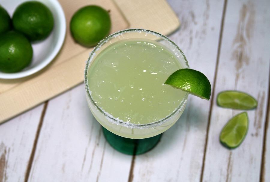 add lime to your margarita