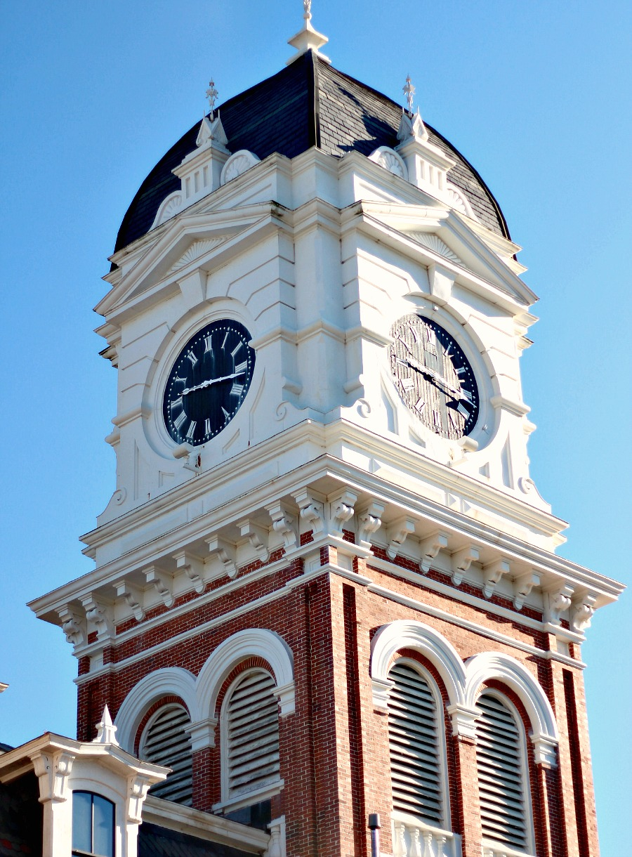 Mystic Falls Clock Tower