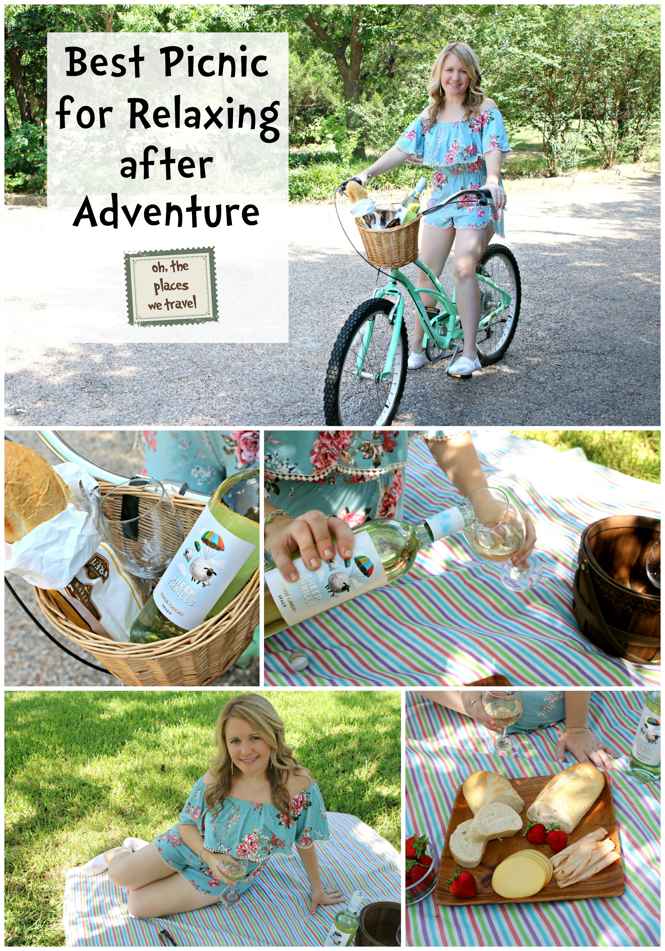 Best Picnic for Relaxing after Adventure