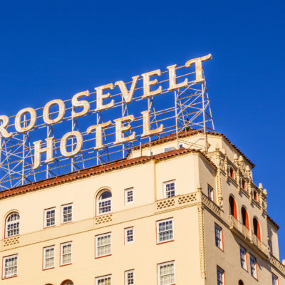 5 Haunted Hotels to Visit in California