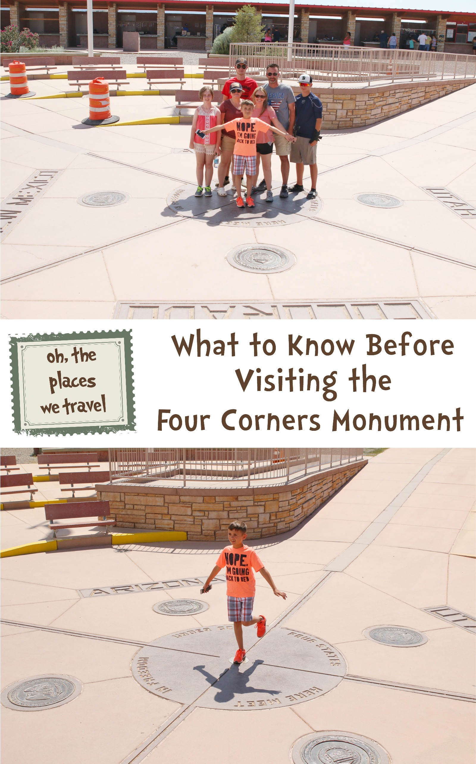 What to Know Before Visiting the Four Corners Monument