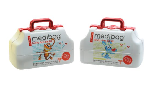 medibag 117 Piece First Aid Kit