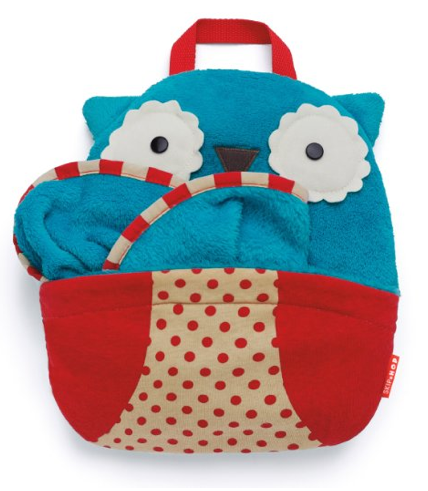 Skip Hop Zoo Travel Blanket - Owl