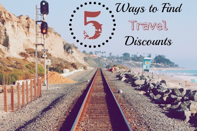 5 Ways to Find Travel Discounts