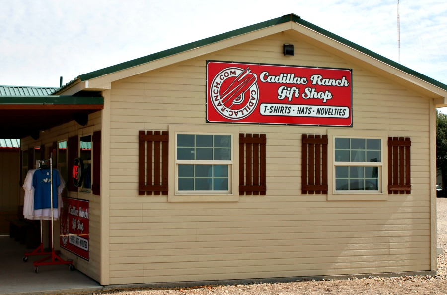 Cadillac Ranch Gift Shop