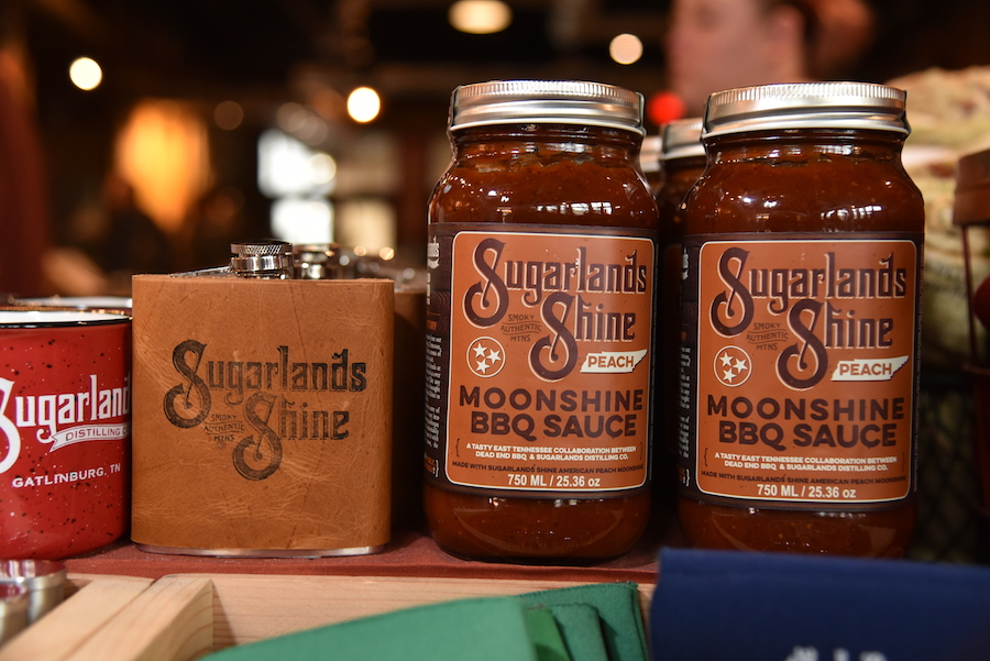 Sugarlands Shine BBQ Sauce