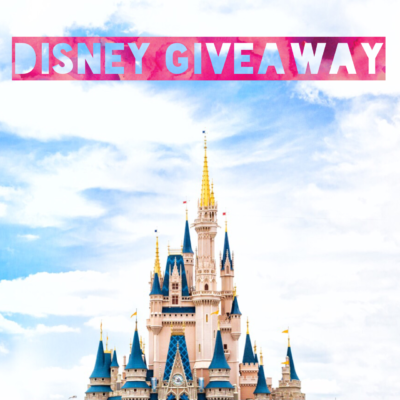 Plan a Vacation to Disney with Our Disney Gift Card Giveaway