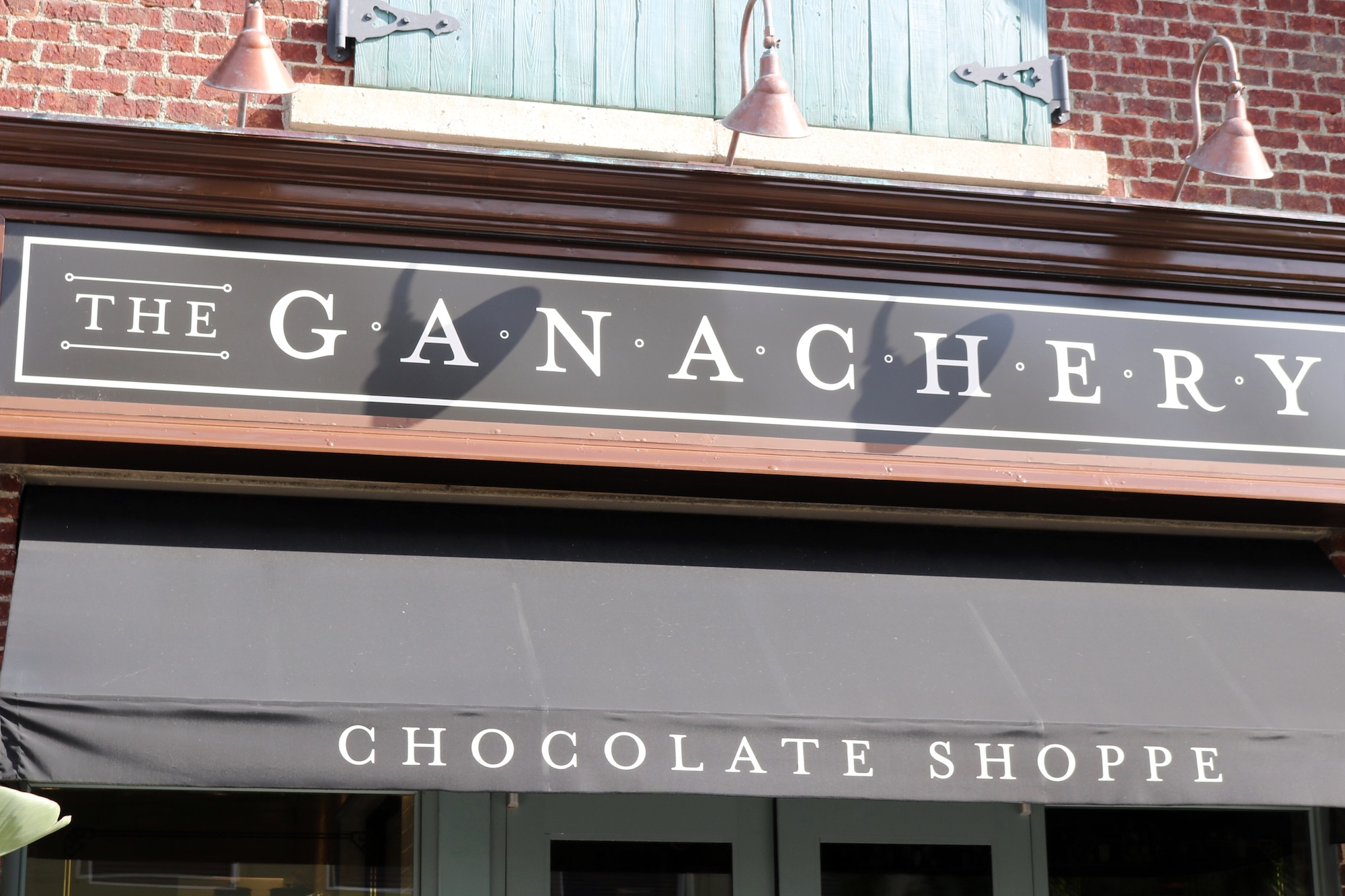 Ganachery Chocolate Shoppe in Disney Springs