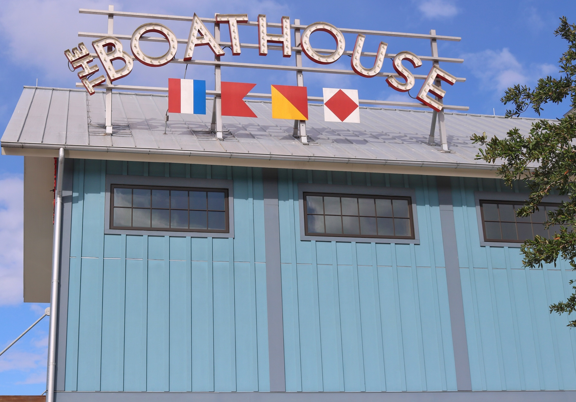 The Boathouse at Disney Springs