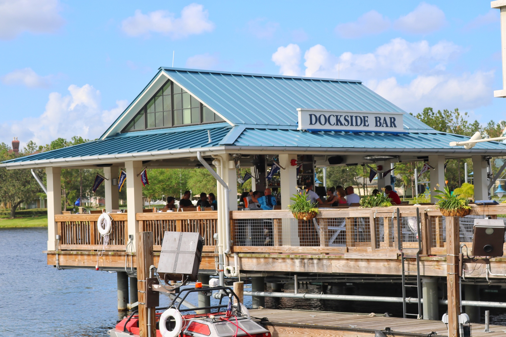 Dockside Bar Disney Springs