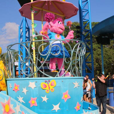 Sesame Street Party Parade Comes to SeaWorld San Antonio