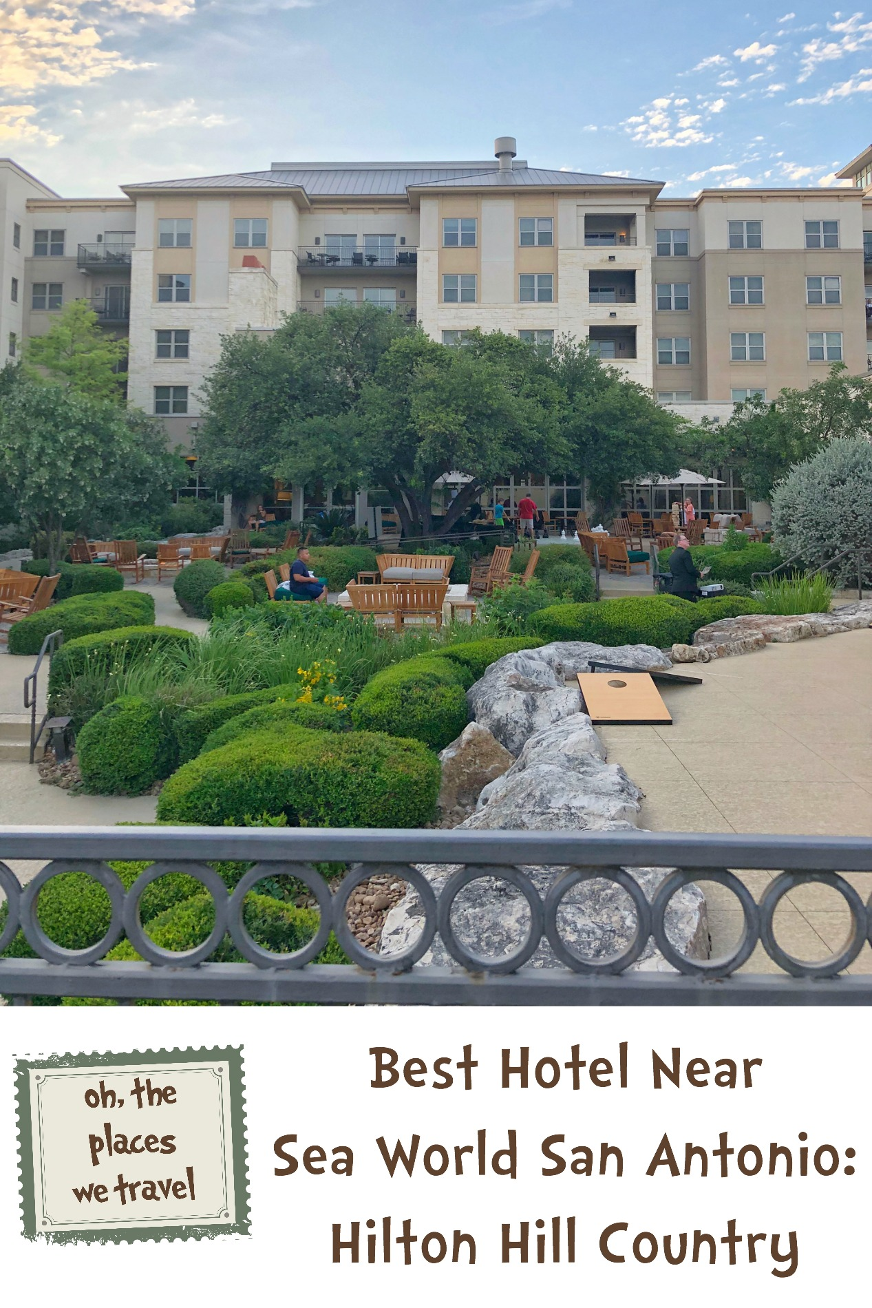 Best Hotel Near Sea World San Antonio