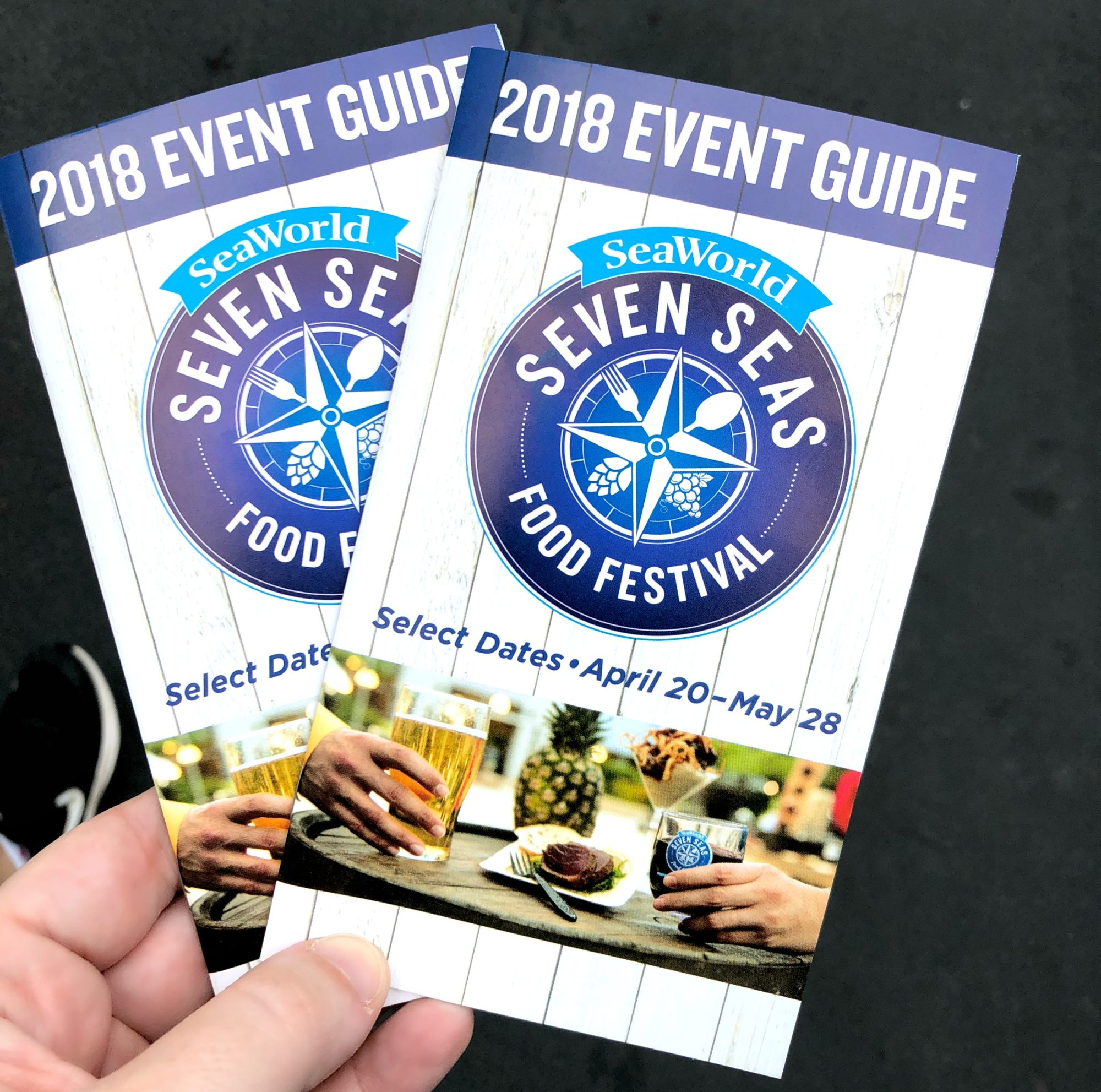 SeaWorld-Seven-Seas-Food-Festival-Passport