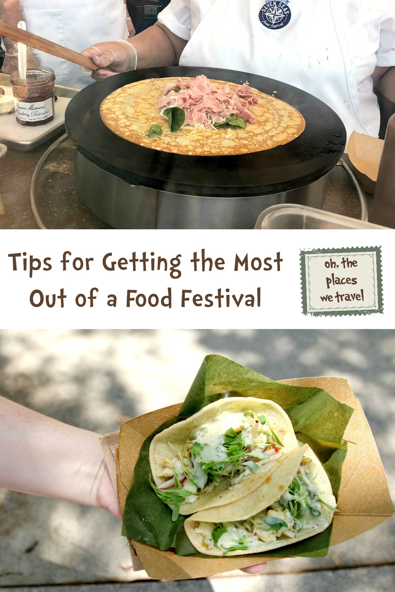 Tips for Getting the Most Out of a Food Festival