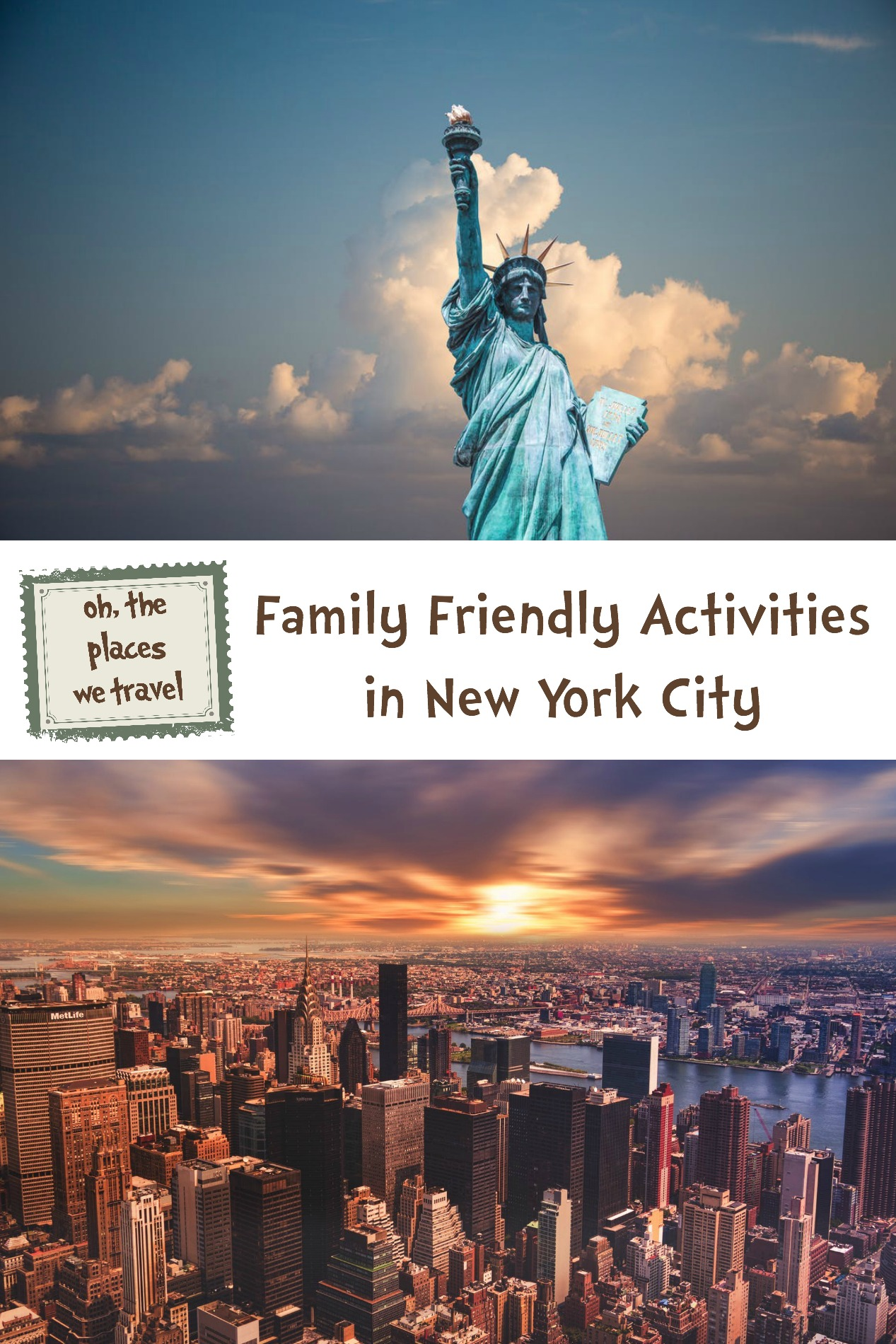 Family Friendly Activities in New York City