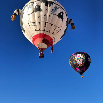 Hot Air Balloon Ride in Gallup, New Mexico
