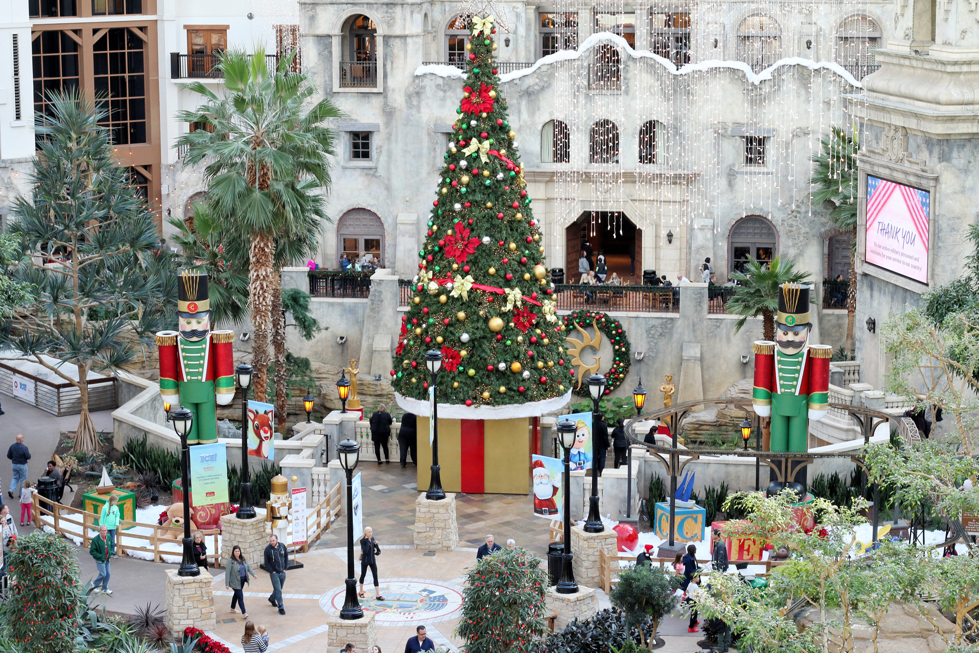 Lone Star Christmas at Gaylord Texan