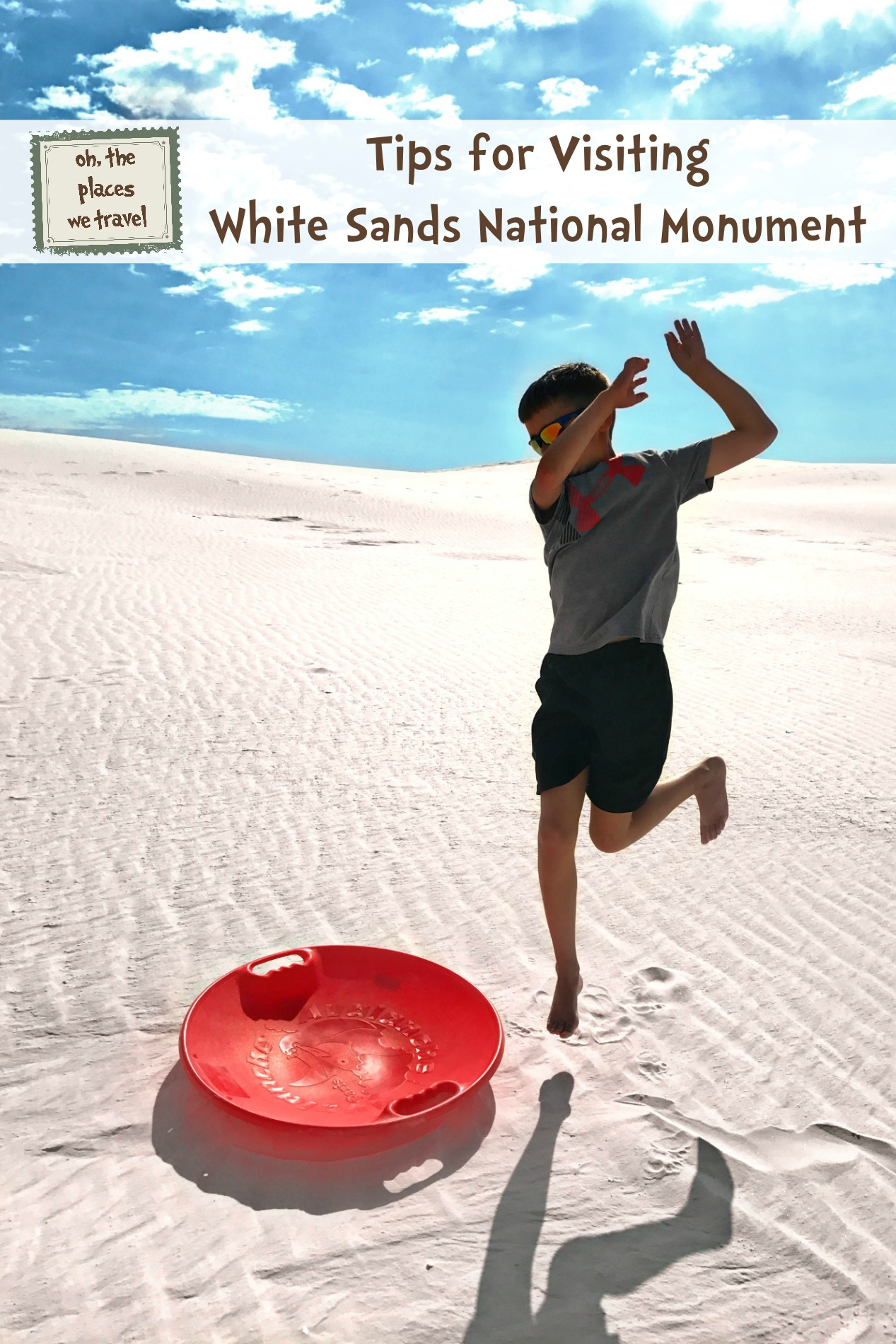Tips for Visiting White Sands National Monument