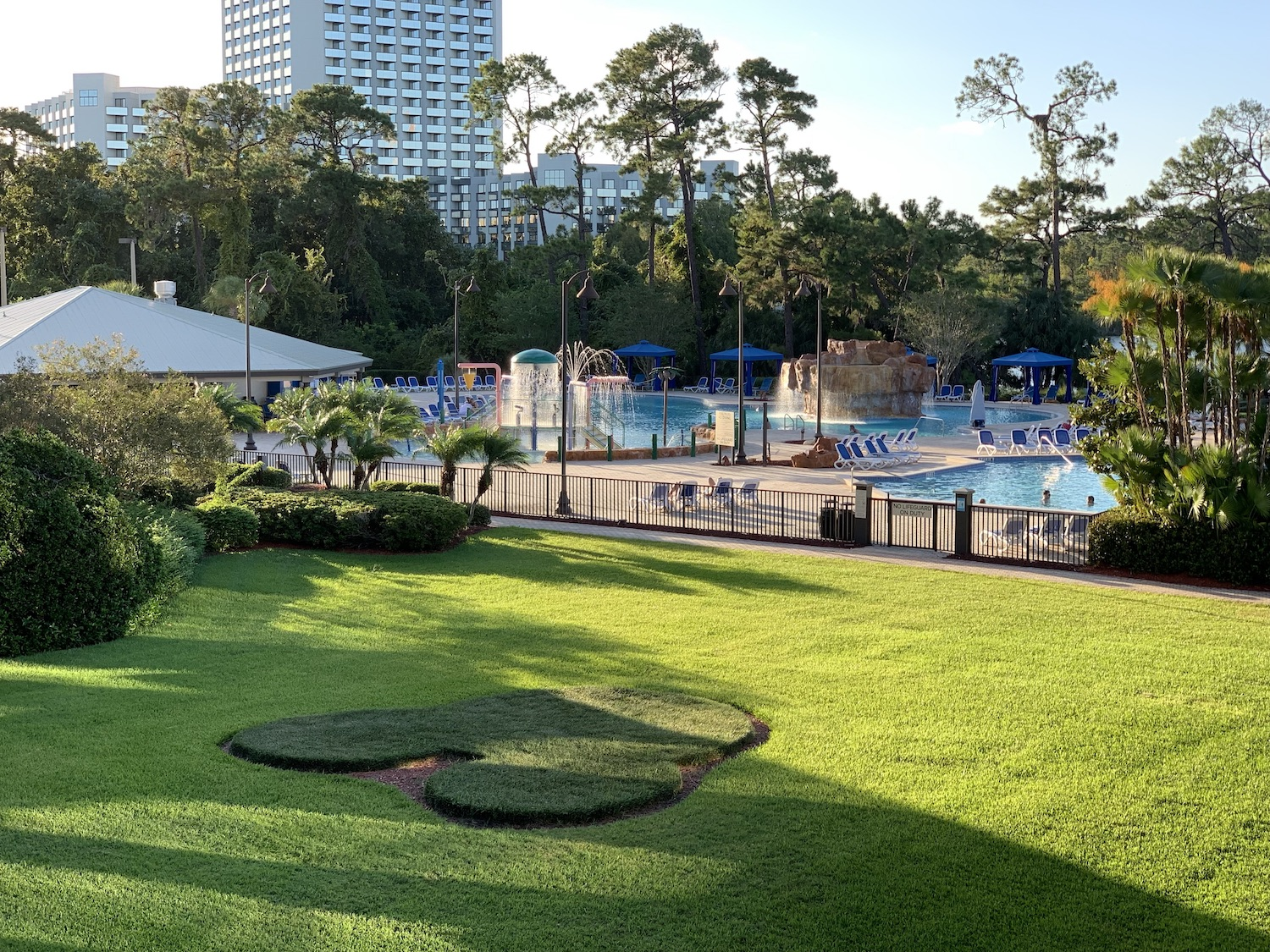 Wyndham Garden Resort in Disney Springs