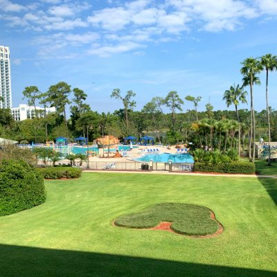 Wyndham Garden Resort Remodel – Great Resort in Disney Springs
